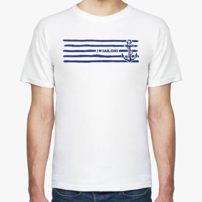 Футболка морячки-2