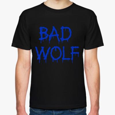 Футболка Плохой Волк