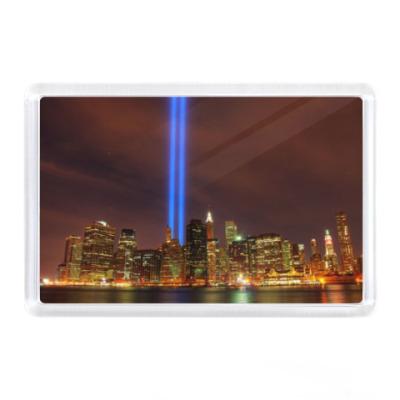 Магнит Нью-Йорк, 11 сентября