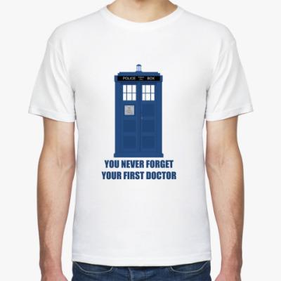 Футболка Doctor