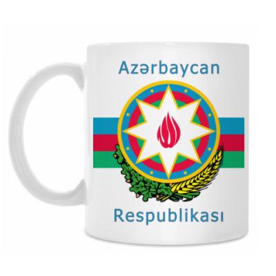 Кружка Республика Азербайджан