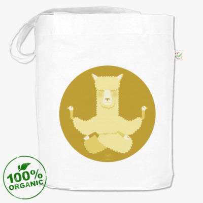 Сумка Animal Zen: A is for Alpaca
