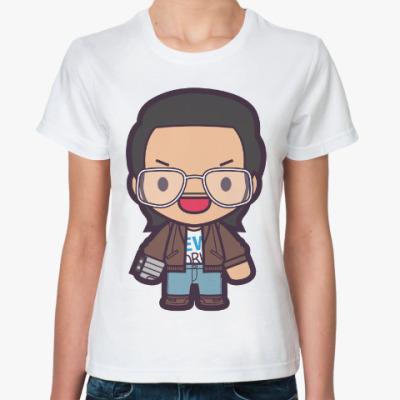 Классическая футболка Кунг Фури