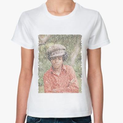Классическая футболка Jackson2