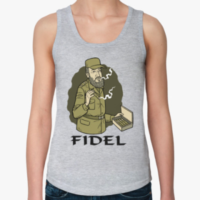 Женская майка Fidel