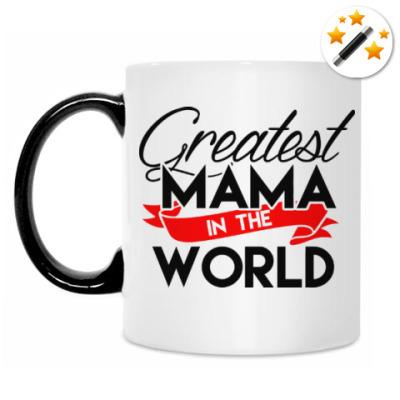 Кружка-хамелеон Лучшая мама в мире