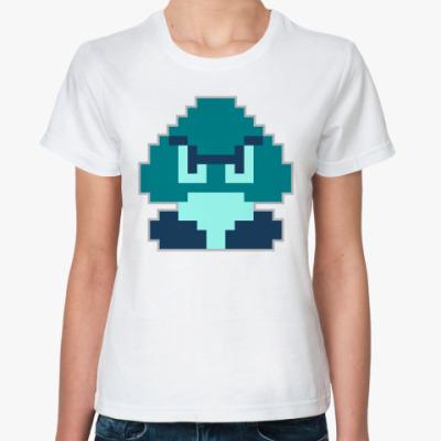 Классическая футболка 'Облако'
