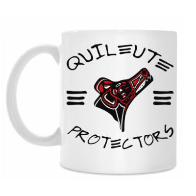 Кружка Quileute Protectors