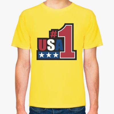 Футболка USA 1