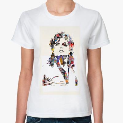 Классическая футболка MJJ обложки