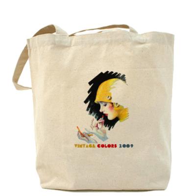 Сумка Холщовая сумка VintageColors