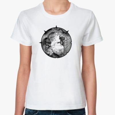 Классическая футболка Storm + Pacification
