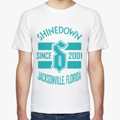 Футболка Shinedown