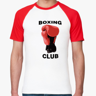 Футболка реглан boxing club