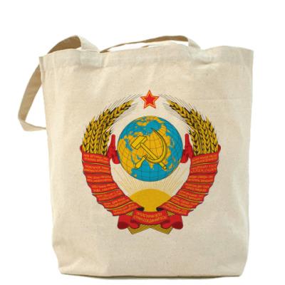 Сумка  Герб СССР