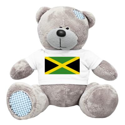 Плюшевый мишка Тедди  Ямайка