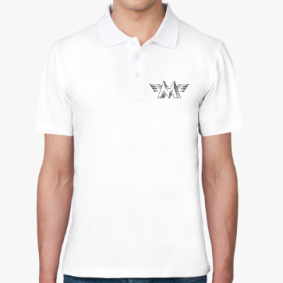 Рубашка поло Moto Matchless FANS