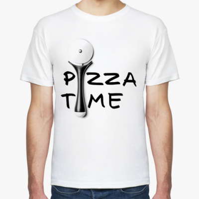 Футболка Pizza Time