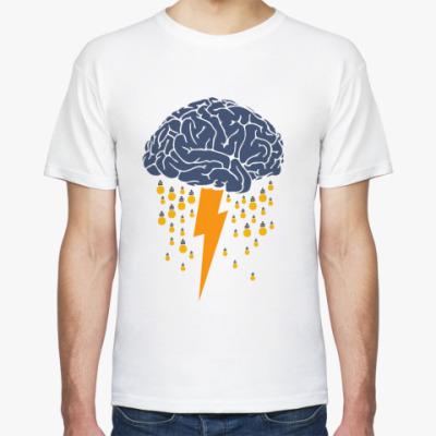 Футболка Мозговой штурм (Brainstorm)