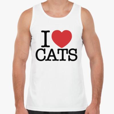 Майка я Люблю кошек