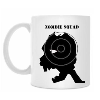 Кружка zombie squad