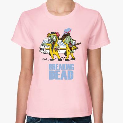 Женская футболка Breaking Dead