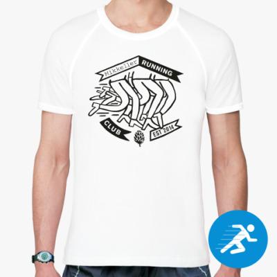 Спортивная футболка MRC Classic Censored