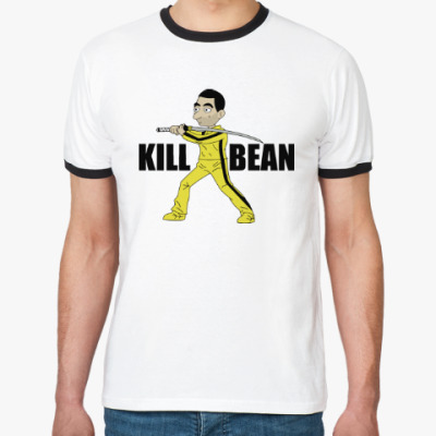 Футболка Ringer-T Kill Bean