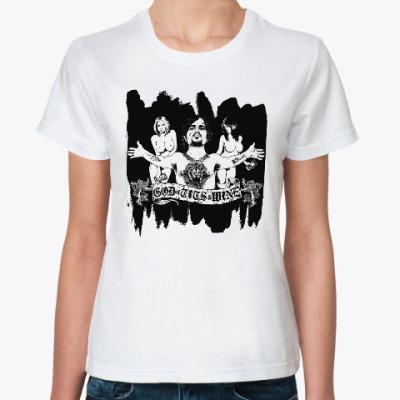 Классическая футболка Игра престолов. Тирион