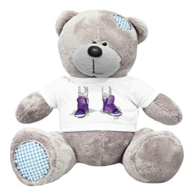 Плюшевый мишка Тедди justin