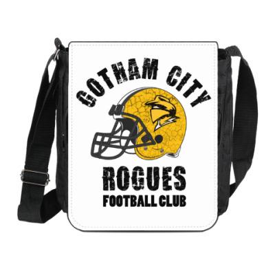 Сумка на плечо (мини-планшет) Gotham City Rogues