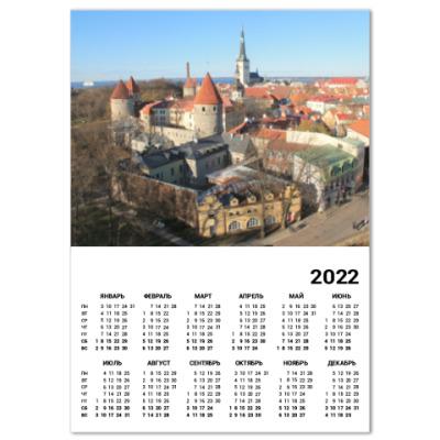 Календарь Старый Таллинн