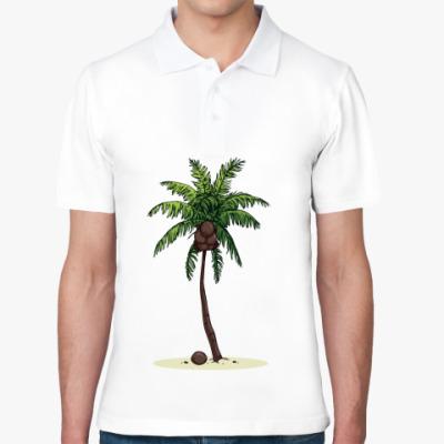 Рубашка поло Кокосовая пальма
