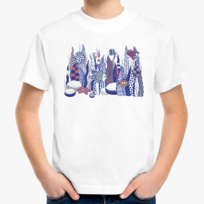 Детская футболка Рыбки
