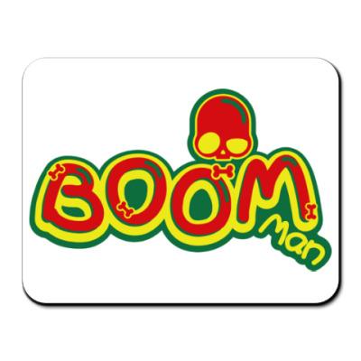 Коврик для мыши Boom Man