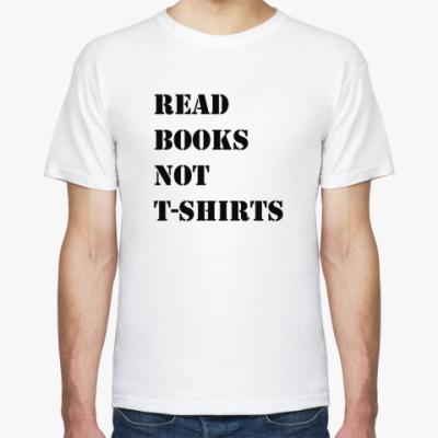 Футболка read books