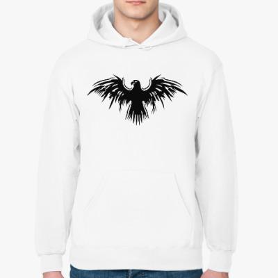 Толстовка худи орел
