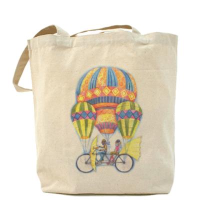 Сумка Воздушный велосипед