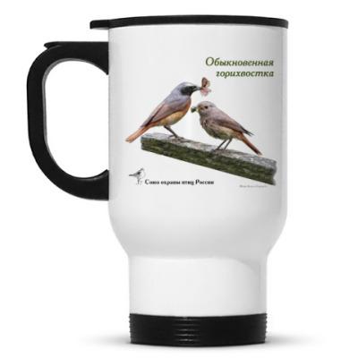 Кружка-термос Обыкновенная горихвостка