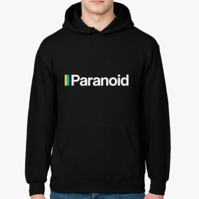 Толстовка худи Paranoid