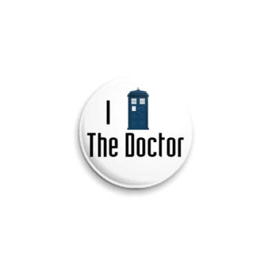 I Love The Doctor (WHO31)