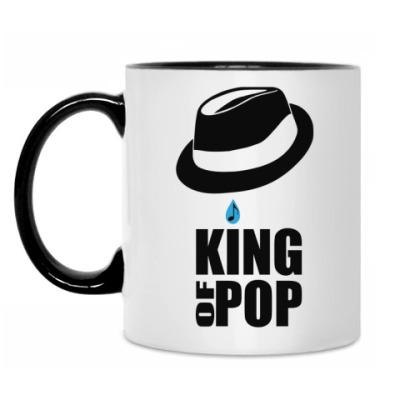 Кружка King of pop