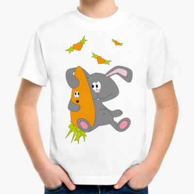 Детская футболка Love Carrot