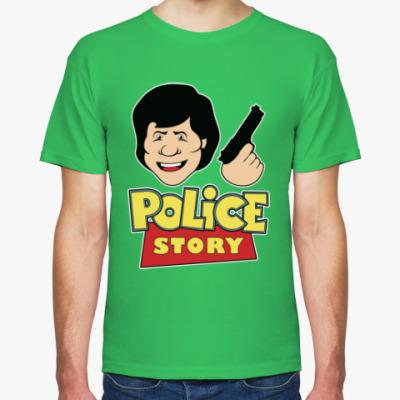Футболка Police story