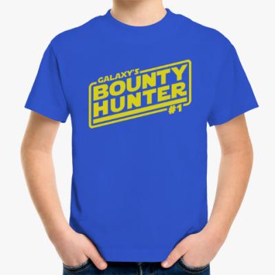 Детская футболка Bounty Hunter