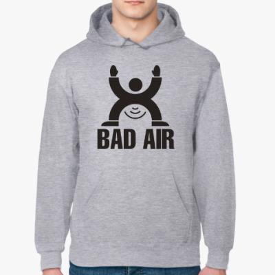 Толстовка худи Плохой воздух