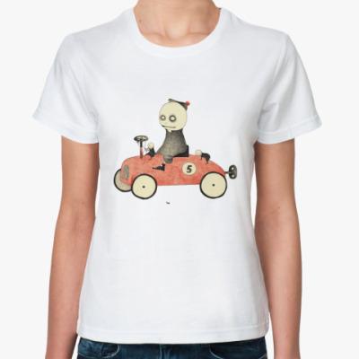 Классическая футболка Машинка