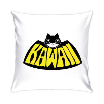 Подушка Kawaii Batman