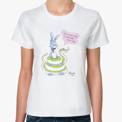 Классическая футболка Need some hugs?
