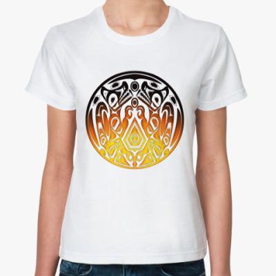 Классическая футболка Quileute